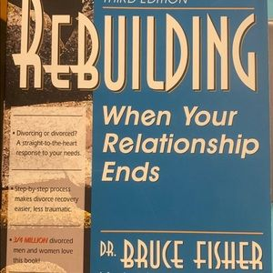 Book: Rebuilding When Your Relationship Ends